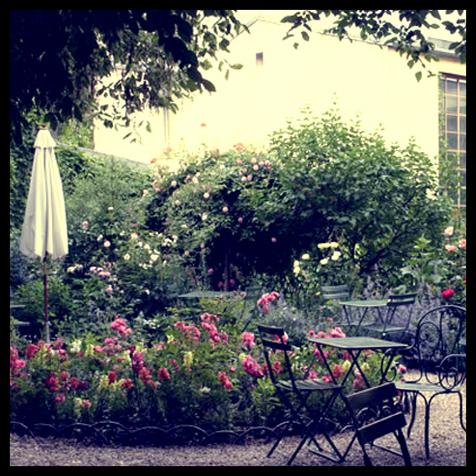 Jardin du Musée de la vie Romantique