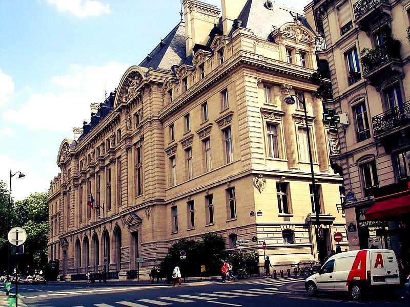 Bibliothèque de la Sorbonne-1