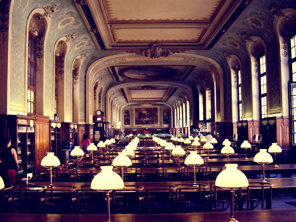 Bibliothèque de la Sorbonne-3