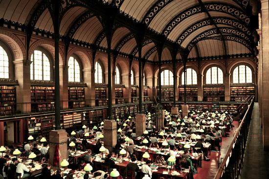 Bibliothèque de la Sorbonne-4