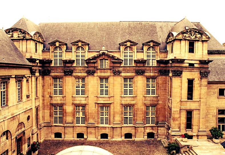 Bibliothèque historique de la ville de Paris-1
