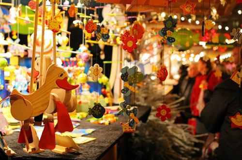 Montparnasse Christmas Market
