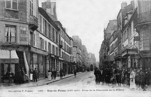 rue de passy 1a